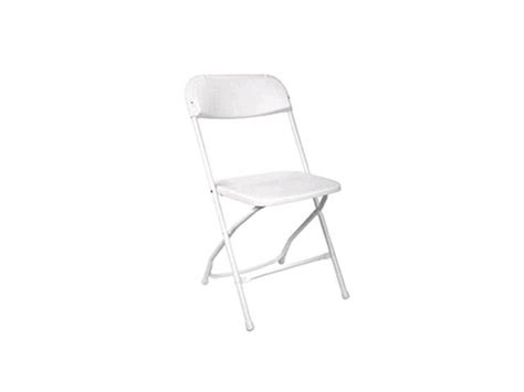 chair fold poly wht wedding rentals san jose ca where to