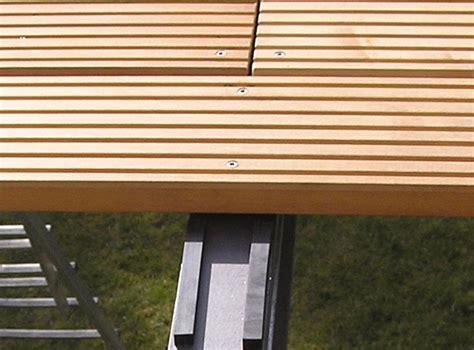 Holzbelag Für Balkon by Balkone Stahlbalkone Und Terrassenbel 228 Ge Kolb Metallbau