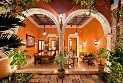 colonial mexican architecture reimagined merida mexico yucatanorganize  life