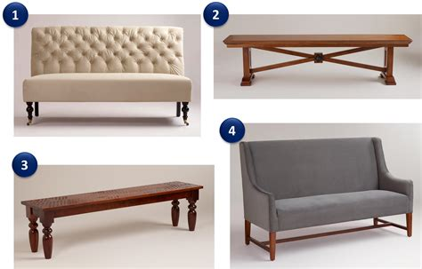 Banquette Sofa Seating Furniture Many Kinds Banquette