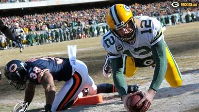 Packers Rodgers Aaron Bay Nfl Wallpapers Touchdown