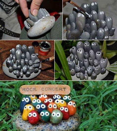 easy outdoor decorations 19 handmade cheap garden decor ideas to upgrade garden