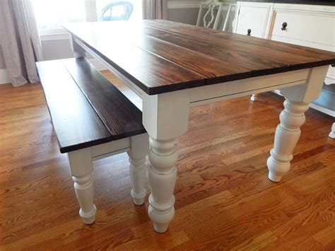 Joyce French Country Farm Table