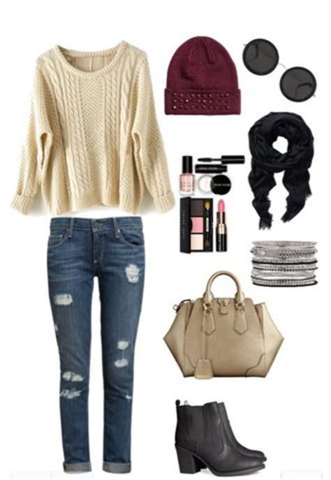 early fall outfit trends  fashionable polyvore outfits