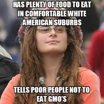 Hippie Woman Meme - some people dont know what its like to starve meme guy