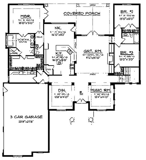 single level home plans 301 moved permanently