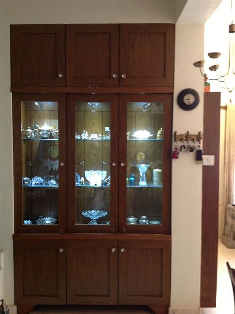 Dining Room Cupboard Ideas by Crockery Unit Made To Order In A Niche That Existed Along