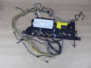 Bmw F01 F02 Front Left Seat Computer Module Wiring Harness