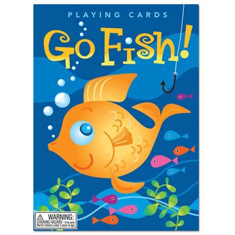 go fish color go fish eeboo