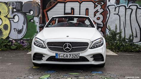 New 2019 mercedes benz e class e 450 sport coupe in white plains. 2019 Mercedes-Benz C-Class C300 Cabrio (Color: Diamond White) - Front   HD Wallpaper #79