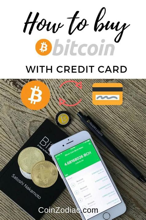 How and where can you buy bitcoin with a credit card? How to buy Bitcoin on Binance with credit card. Buying Bitcoin on Binance allows you to use your ...