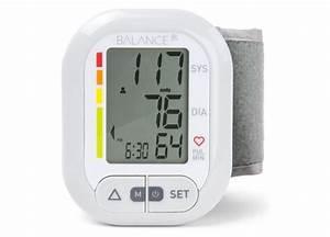 Irregular Heartbeat Symbol On Blood Pressure Monitor