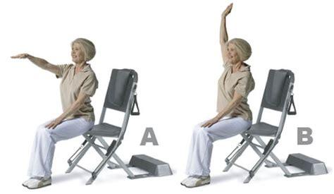 Armchair Exercises For Seniors