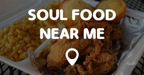 soul food   points