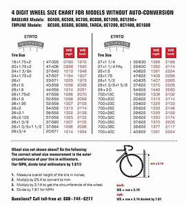 7 Awesome Bicycle Sizing Chart By Wheel Size Images Tyre