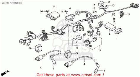 hitch wiring harnes  honda wiring diagram