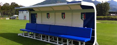 Panchine Da Calcio by Kopron Coperture Sportive Produzioni Speciali Ci Da