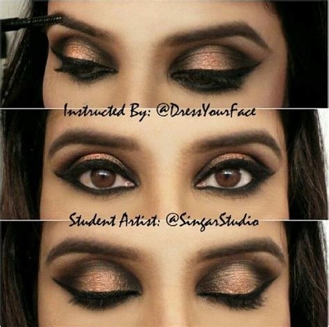 Dramatic Eye Makeup  Beauty ♥  Pinterest  Dramatic Eye