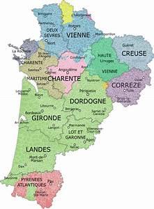 Poitiers Carte De France : a guide to the departments of nouvelle aquitaine new ~ Dailycaller-alerts.com Idées de Décoration