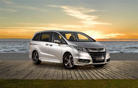 News - Honda Updates Odyssey & Jazz For 2017