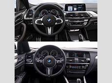 Photo Comparison F26 BMW X4 vs G02 BMW X4 Old vs New