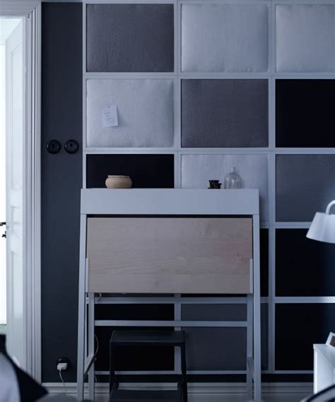 nachträglicher schallschutz schlafzimmer las paredes cubiertas con marcos con relleno de tela