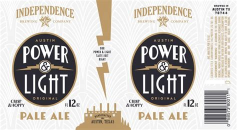 independence power and light independence brewing launches 2nd can release power