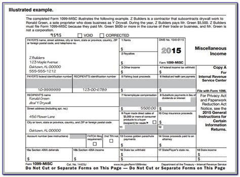 employer 1099 form instructions universal network