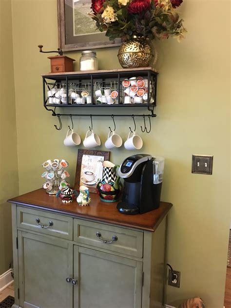 coffee bar shelf  hobby lobby cabinet  pier
