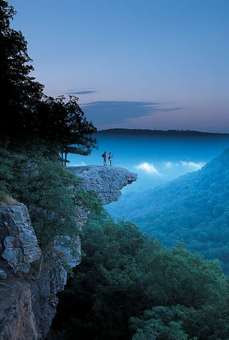 arkansas point whitaker impressive natural trail beauties source