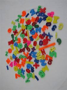 large plastic alphabet magnets pictures to pin on With large plastic magnetic letters