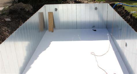 pool eingraben ohne beton poolakademie de bauen sie ihren pool selbst wir helfen ihnen dabei