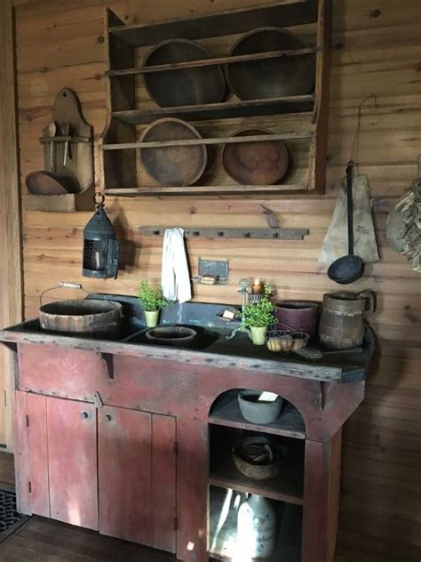 Primitive Kitchen Decor - 25 best ideas about rustic primitive decor on