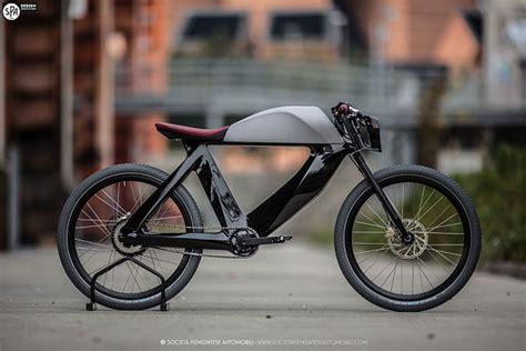 spa bicicletto  bike prototyp aus carbon von