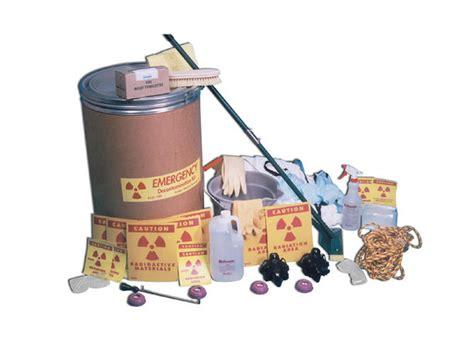 decontamination kit decontamination radiopharmacy