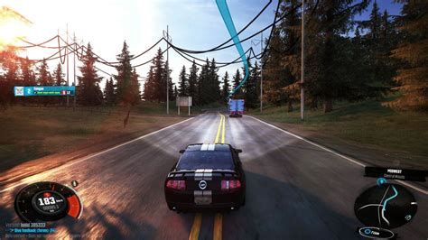 the crew 1 the crew review for playstation 4 2014 defunct