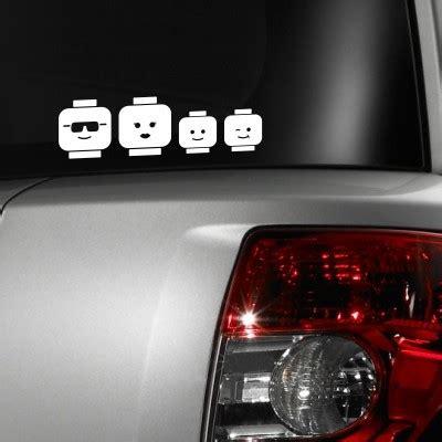 adesivi  auto happy family