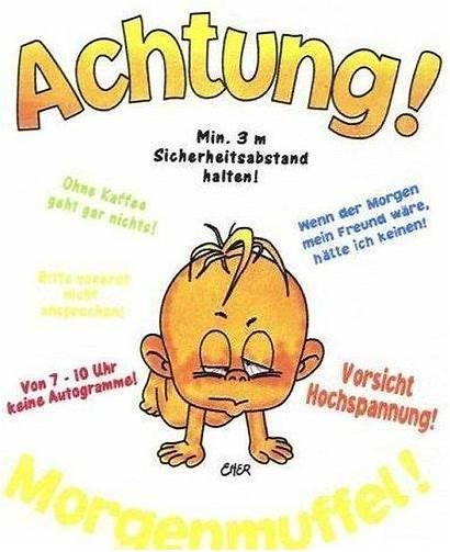 Guten Morgen Tag Hallo Morning Einen Deutsch