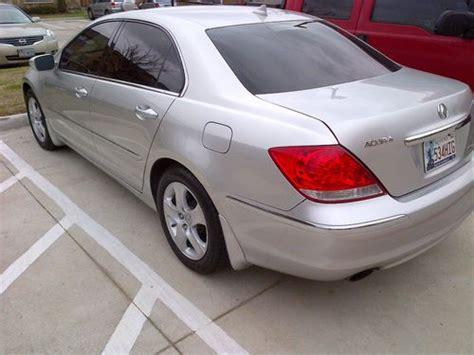 auto air conditioning repair 2005 acura rl user handbook buy used 2005 acura rl base sedan 4 door 3 5l in sugar land texas united states for us 10 500 00