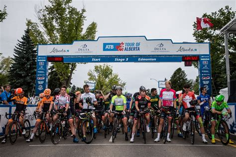 Mandatory physical distancing between households remains in effect. Tour of Alberta 2017: Stage 3 Results   Cyclingnews