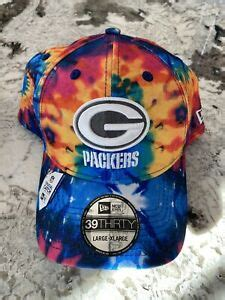 green bay packers crucial catch  tie dye stretch