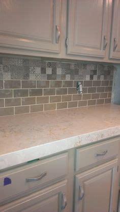 kitchen gray cabinets budget friendly oak kitchen remodel quartz and more 1781