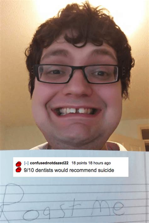 reddit roast mes page