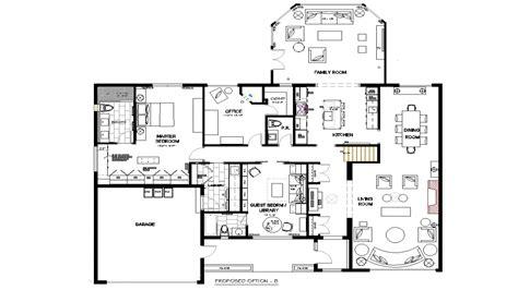 floor plans open concept small open concept kitchen layouts bungalow open concept