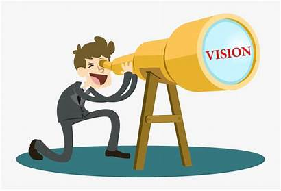 Vision Cartoon Clipart Statement Shared Kindpng