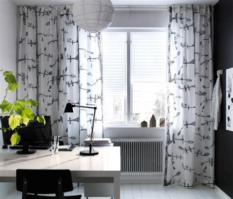 rideau blanc ikea how to diy cheap looking window treatments
