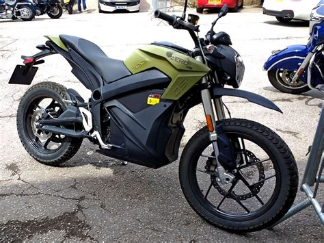 Electric Motorbike by Zero Ds Motorcycle Review What S An Electric Motorbike