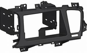 Scosche Ka2411b Dash Kit  Black  Allows You To Install A