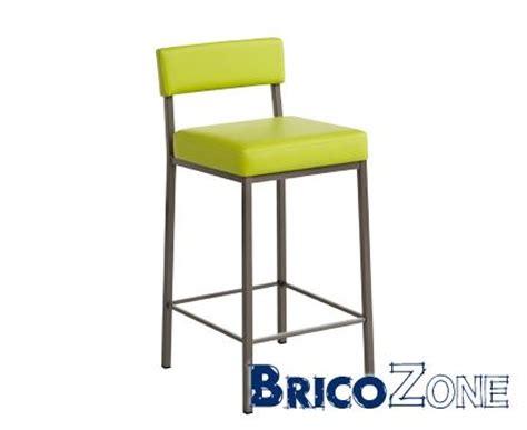 chaise de plan de travail tabouret de bar ixina