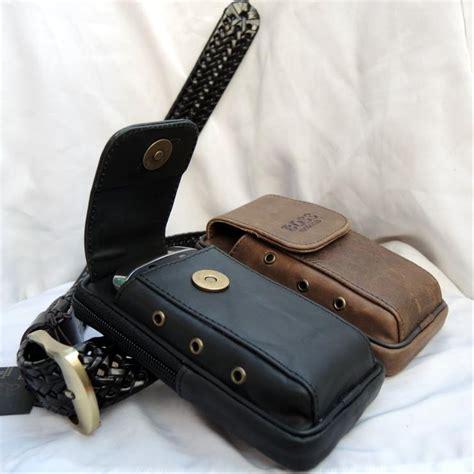 Cover Sarung Hp Kulit Sapi jual sarung handphone kulit asli tas hp 5 inch dompet